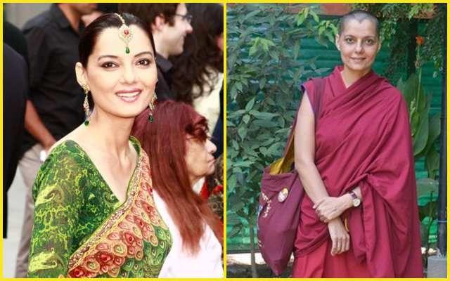 Barkha Madan: From Punjabi-Hindi Film Actress To A Buddhist Nun! - Must  Read | Hindi film, Actresses, Buddhist nun