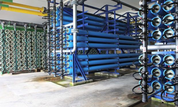 Malta relies on reverse osmosis to provide 40% of their fresh water, and this…