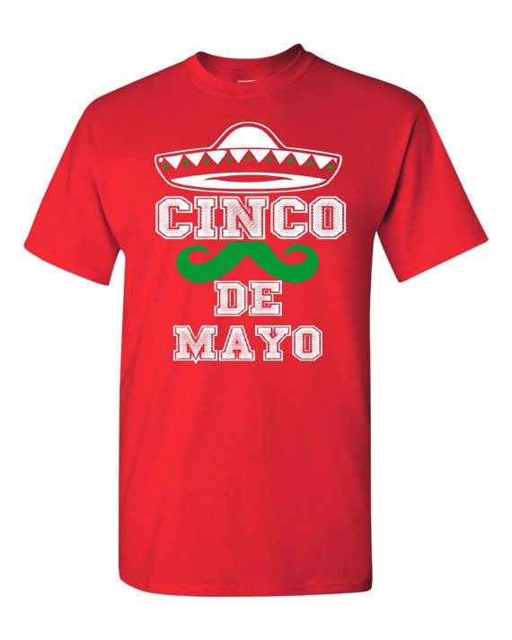 34 best images about cinco de mayo on pinterest free for Custom t shirts under 5 dollars
