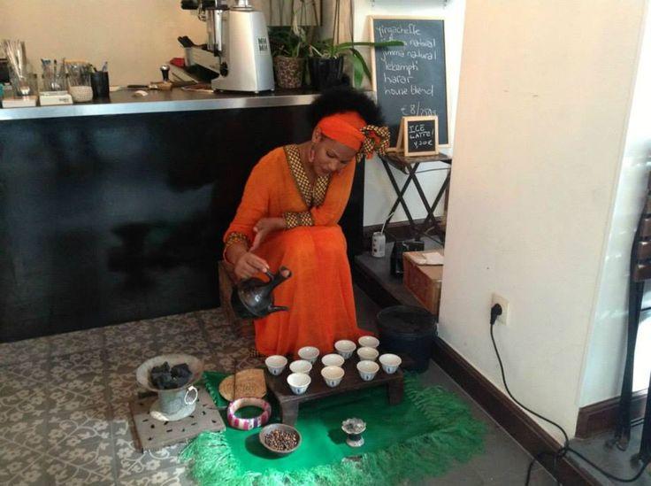 Aksum means coffee - Urban Hypsteria