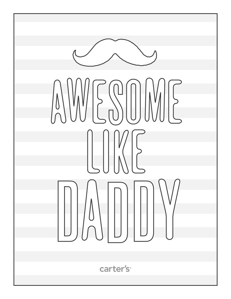 15 best Coloring pages images on Pinterest Coloring books - new free coloring pages for father's day