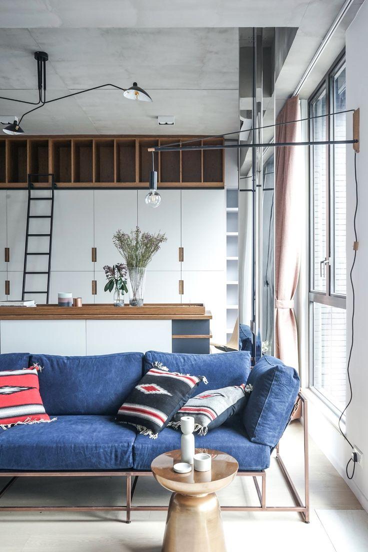 3 Small Studio Apartments That Exude Luxurious