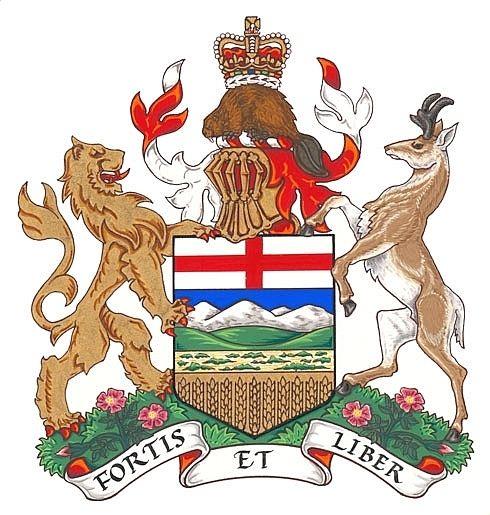 Alberta's Coat of Arms