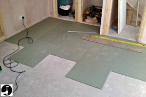 Underlay For Laminate Flooring On Floorboards