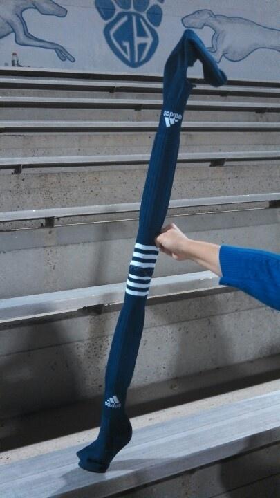 soccer flag pole