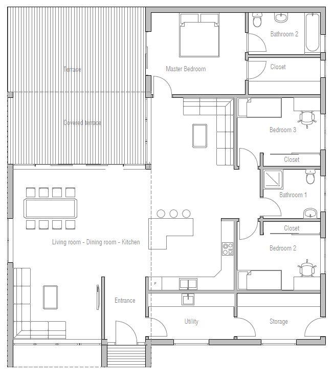125 best Plan de maison   images on Pinterest Future house, House