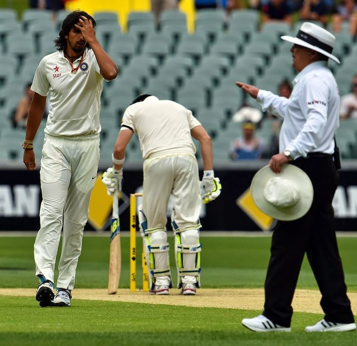 Injured Ishant out of World Cup | ICC Cricket World Cup 2015 - Pakistan vs India Live Cricket Score Card