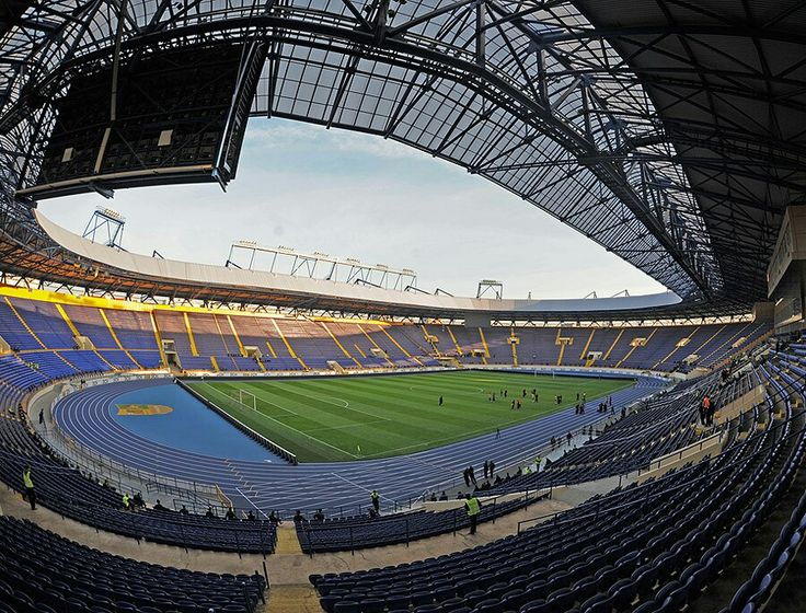Medalist - Stadium Charkow