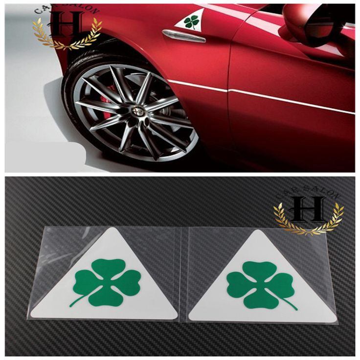 Find More Stickers Information about Alfa Romeo quatrefoil green delta Car Side Fender Emblem Badge Sticker for 4C 147 156 166 159 Giulietta Giulia Spider GT,High Quality sticker rfid,China badge clip Suppliers, Cheap sticker roller from Car Salon styling Co.,Ltd. on Aliexpress.com