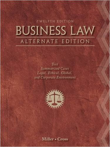 40 best business images on pinterest test bank for business law alternate edition text and summarized cases 12th edition by fandeluxe Images