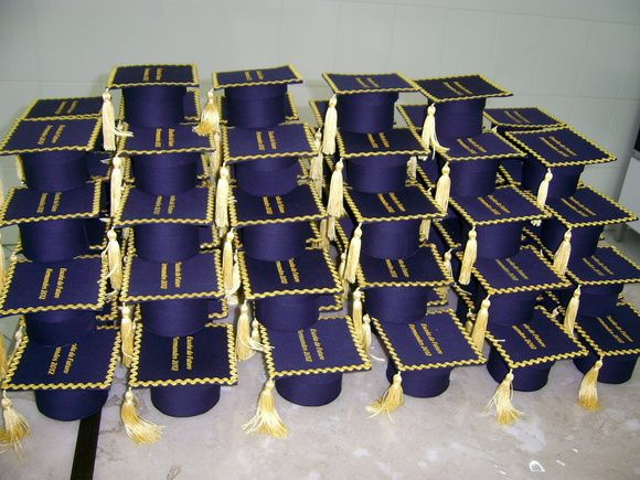 Olha só que lindas essas lembrancinhas de formatura! | Formatura | Madame Inspiração