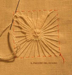 The Pleasure of embroidery: New star cilaos