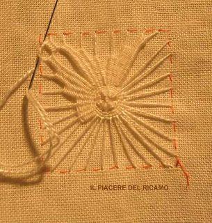 The Pleasure of embroidery: New star cilaos