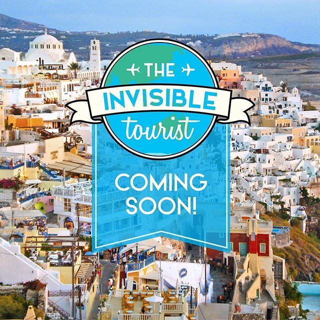 A new way of travelling will be revealed soon! 🌏 #theinvisibletourist #comingsoon #traveltheworld  #theinvisibletouristway #travelblogger #greece #Ελλάδα #santorini #Σαντορίνη #thíra #Θήρα #cyclades
