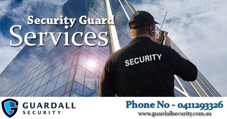 Guardall Security Offer A Full Range Of Security Services Across Adelaide.  Guardall Security Established Trusted