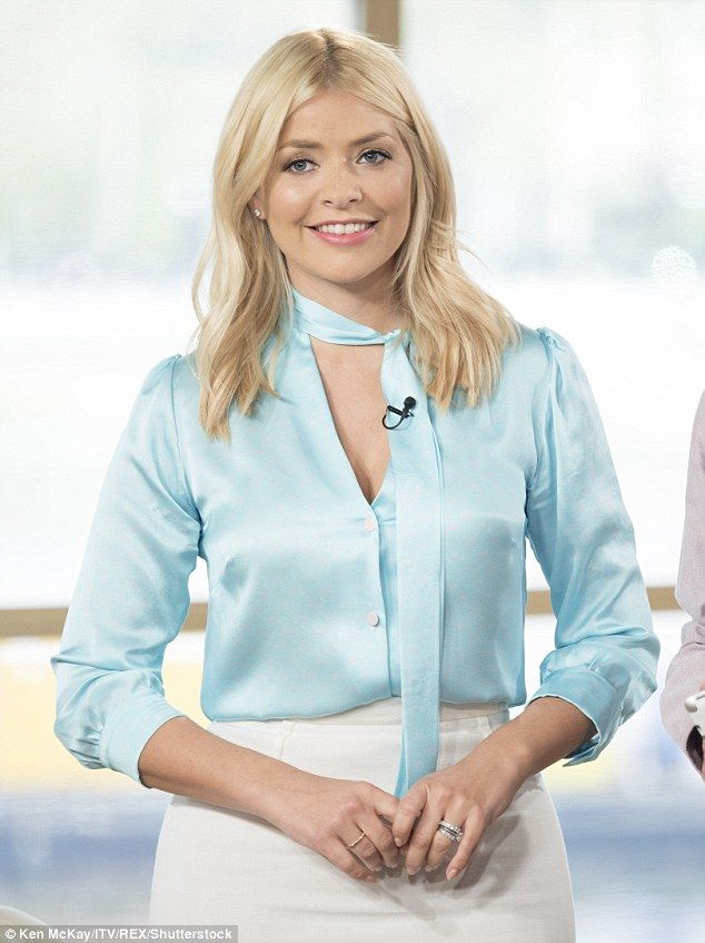 'It's just so sad because there is a child involved': Holly Willoughby talked about the ru...