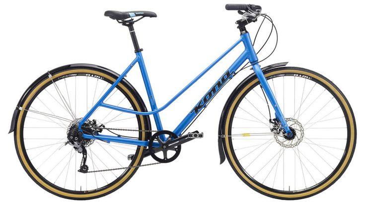 Kona Coco Commuter Bike Review