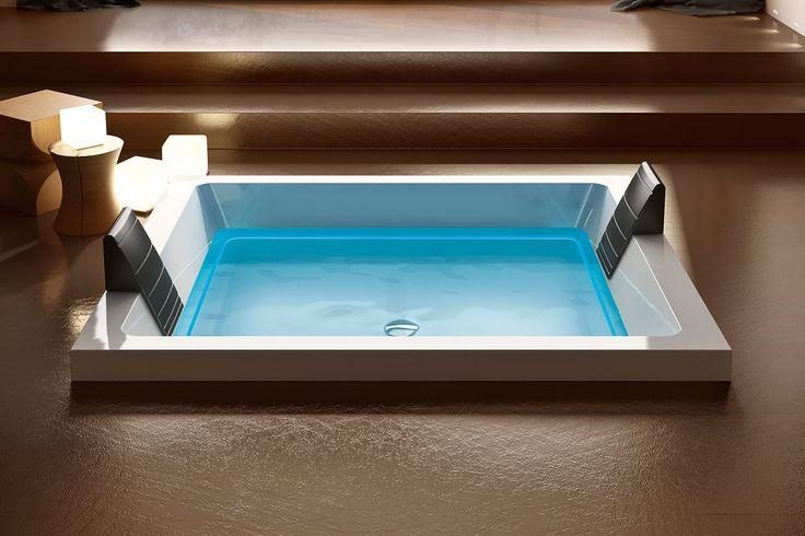 38 best treesse images on pinterest spa move forward and colors - Vasche da bagno con box doccia incorporato ...