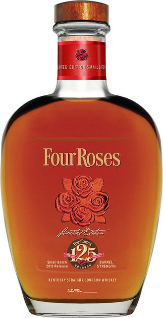 For second straight year, a Four Roses bourbon is named nation's top whiskey