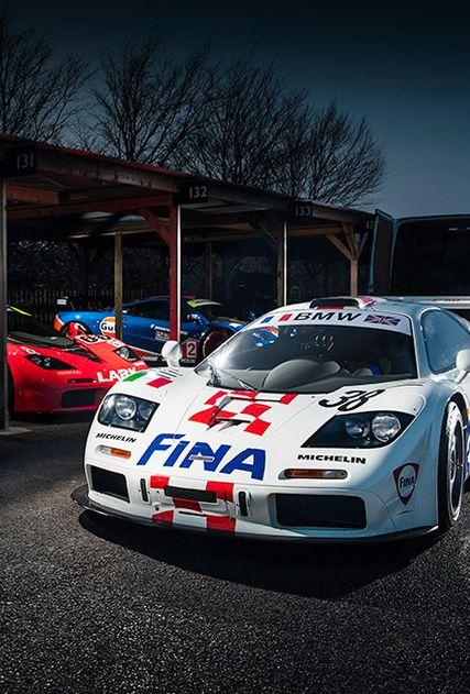 Mc Laren F1 GTR