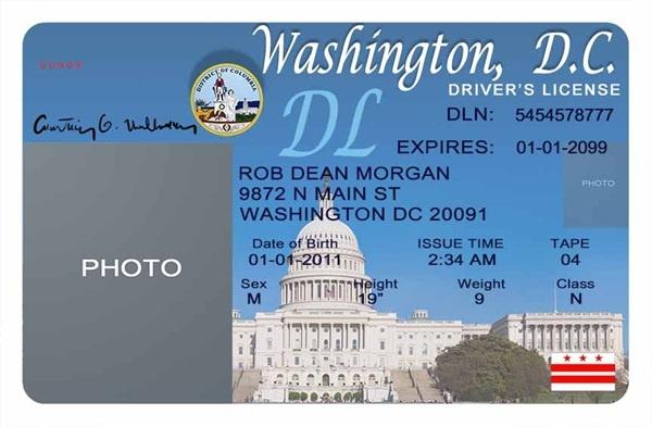 Washington Driver