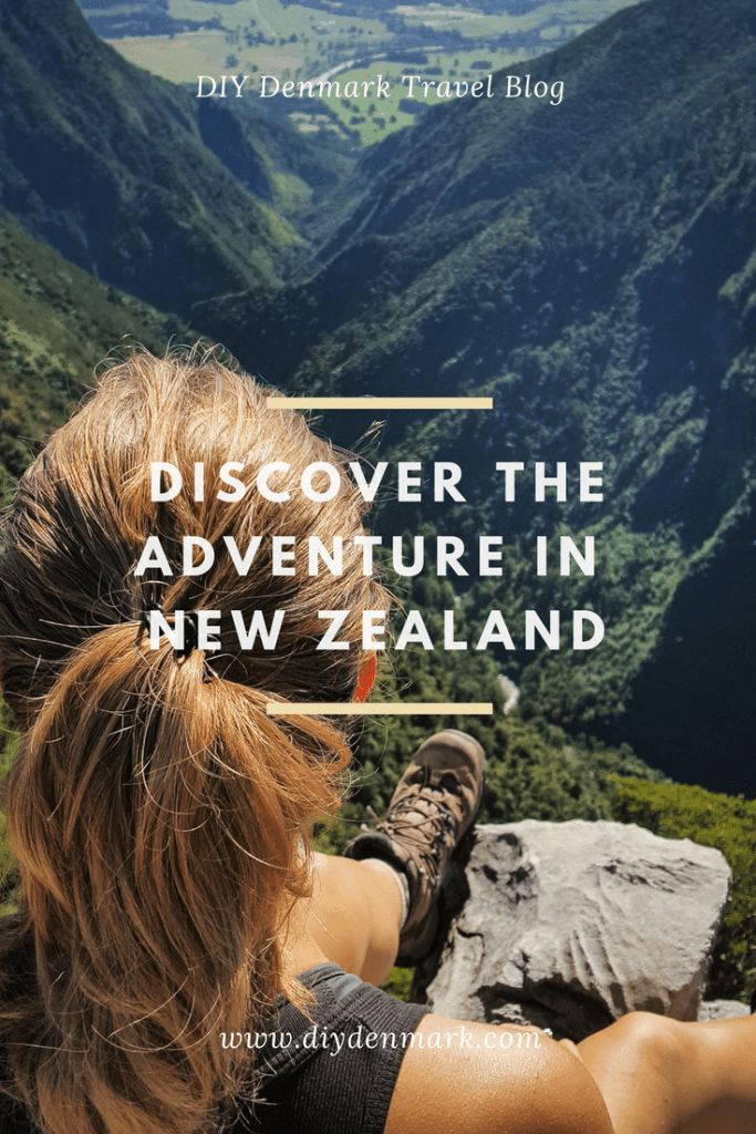 Travel to New Zealand and discover the nature and adventure. Cool itinerary for a road trip in New Zealand by DIYDenmark Travel Blog. #travel #travelblogger #cheaptravel #travelonabudget #roadtrip #travelbudget #travelitinerary