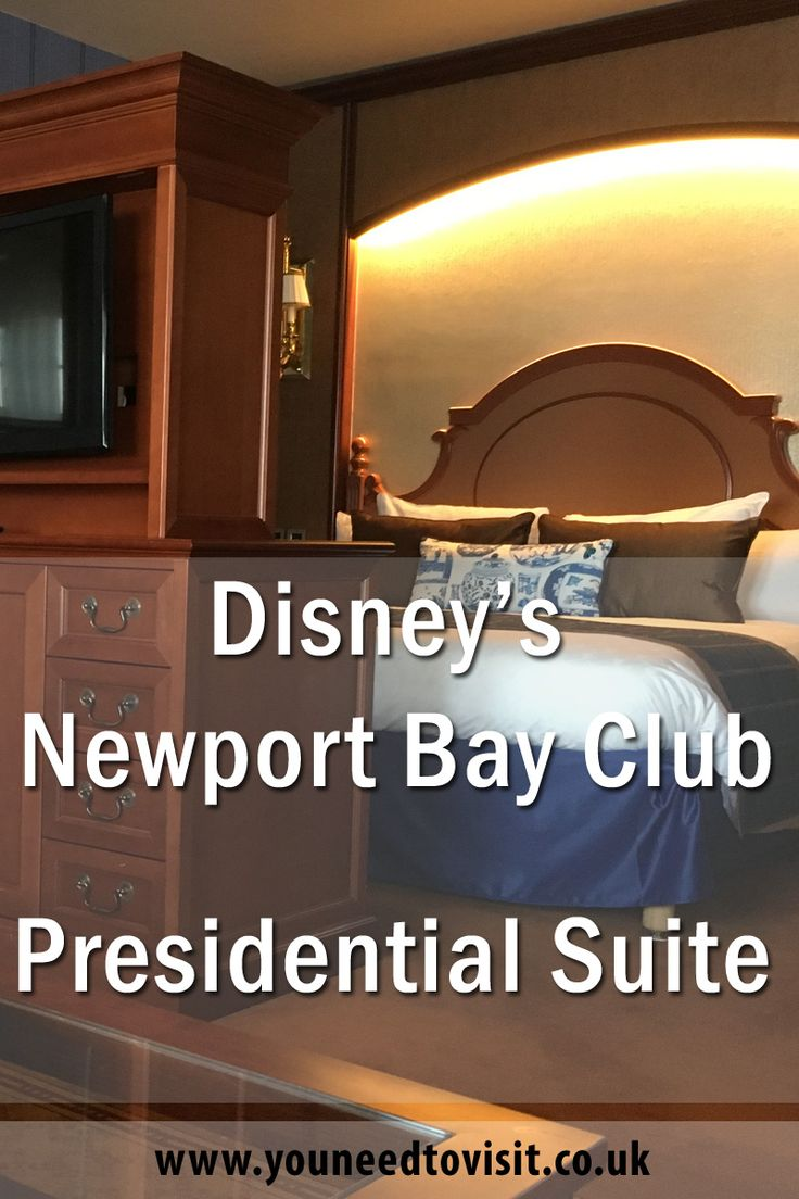 At 83m² The Presidential Suite in the Newport Bay Club at Disneyland Paris was spacious, stunning and beautifully appointed, with nautical styling and classic features. Our suite contained a master bedroom, separate sitting area and sofa bed, dining area, small kitchen and two bathrooms.