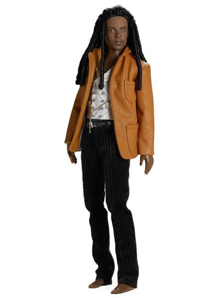 LAURENT from Twilight - Tonner Doll, remains on my wish list.  (I should have purchased him when he was still available!)