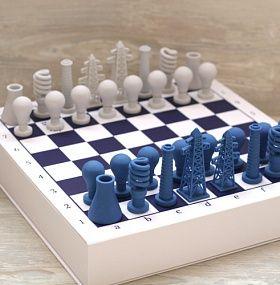 Подарок энергетику. Шахматы для РАО ЭС Востока