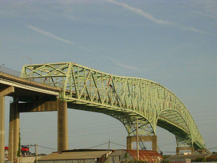 13. Isaiah D. Hart Bridge