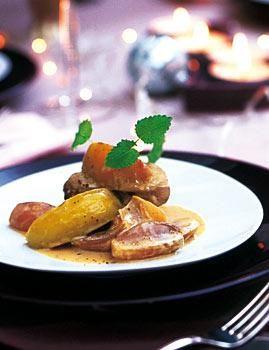 Rezept: Kalbsmedaillons in Calvadossahne - [LIVING AT HOME]