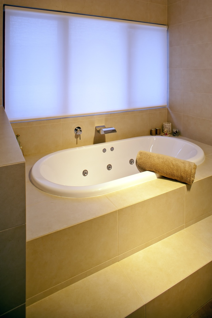 Relaxing spas bath in ensuite, Wembley project