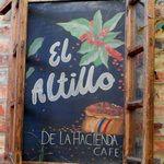 El Altillo coffee shop