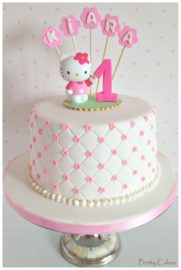 199 best Cakes Hello Kitty Miffy images on Pinterest Conch