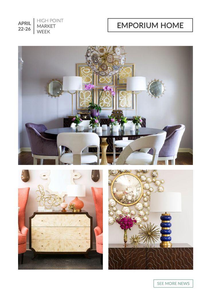 88 Best High Point Market 2017 Images On Pinterest Baker Furniture King Furniture And Design