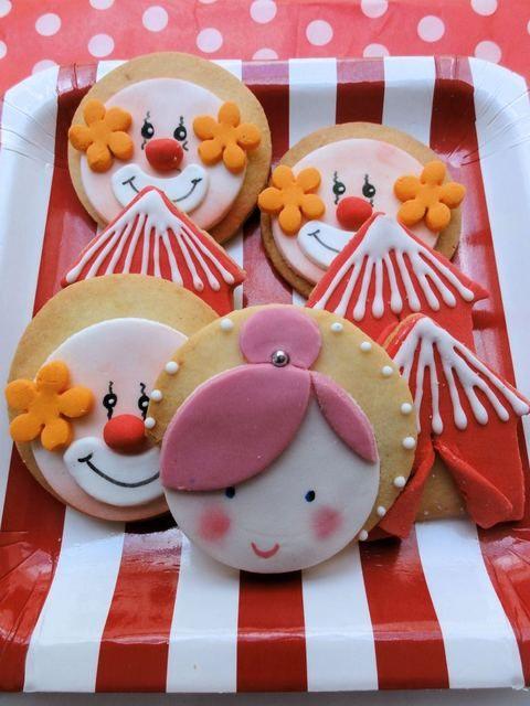 circus koekjes