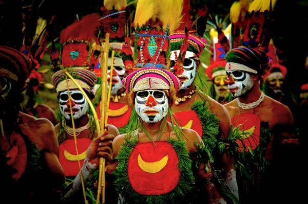 Papua, New Guinea