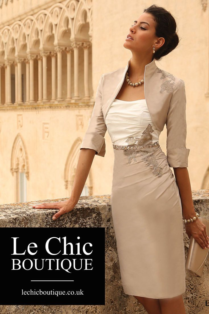 Mother of the Bride and Groom dresses and outfits.   Mother of the Bride - ..Linea Raffaelli, style 40