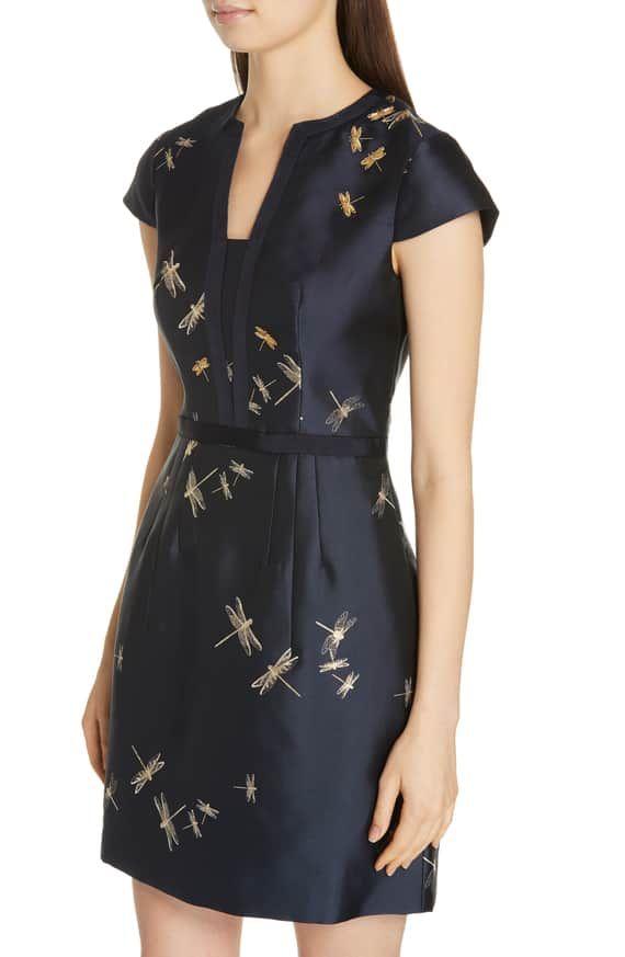 eee6de183 Ted Baker- dragonfly dress