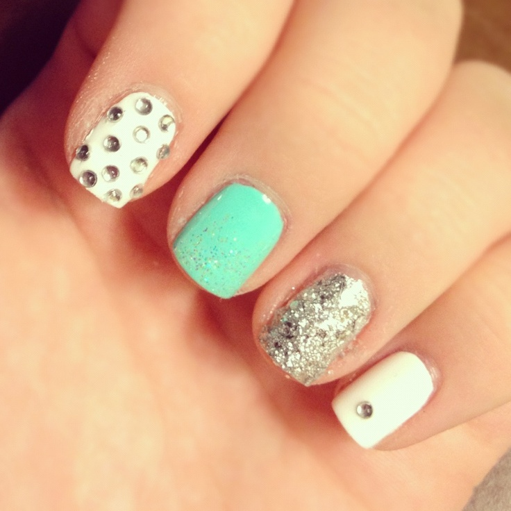 14 best Nails images on Pinterest | Nail scissors, Cute nails and ...