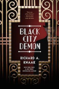 I received this book from Pyr/Prometheus Books in exchange for an honest review. Last year I had the opportunity of reading and reviewing the first book in this series, Black City Saint, discoverin…