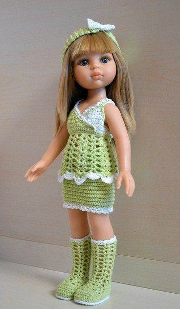 Doll Clothes / Crochet