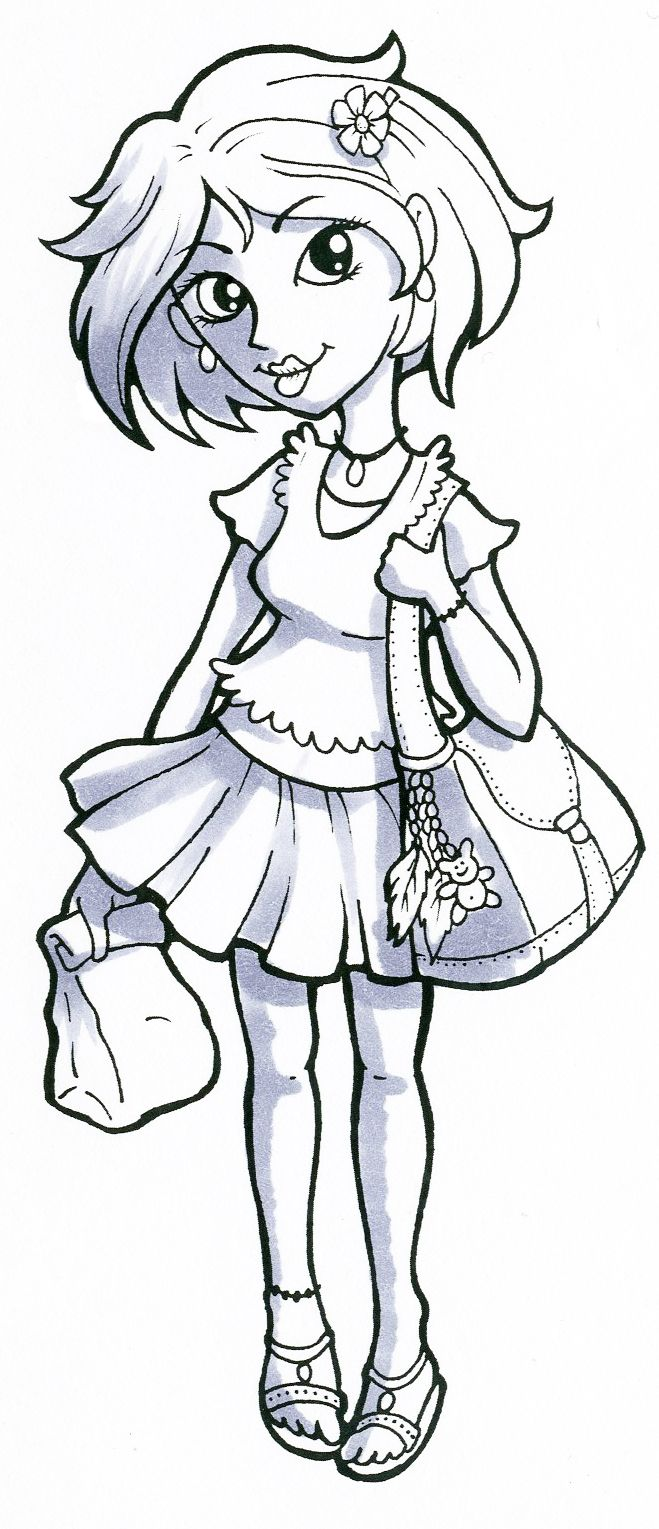 marker coloring pages - 564 best copic colour sheets images on pinterest copic