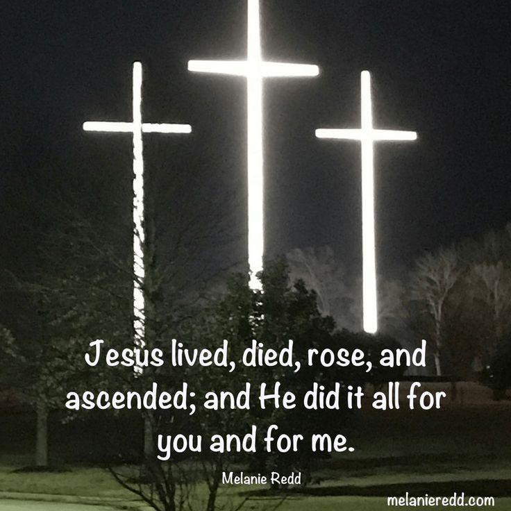 Why do people make such a big deal about Jesus Christ? #Jesus #JesusChrist #hope #diedforus #salvation #Gospel