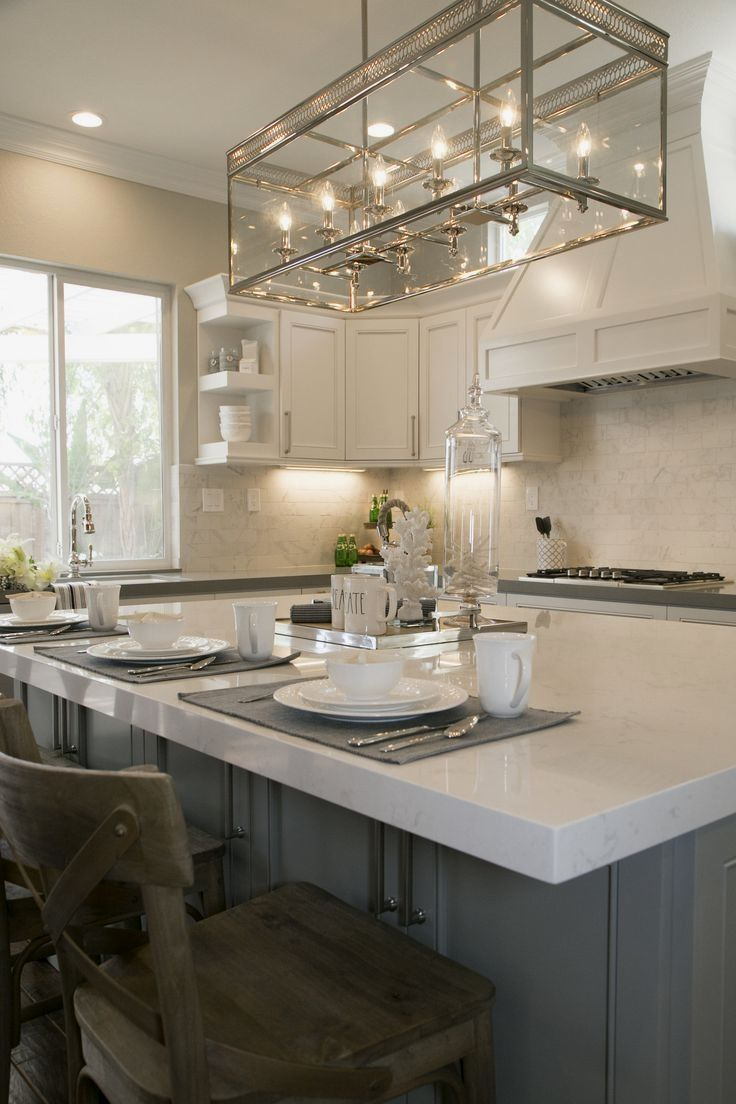 Lights Camera Action Lighting Can Make A Huge Difference In How A Space Looks And Fun Island Light Fixtures Kitchen Island Lighting Kitchen Pendant Lighting