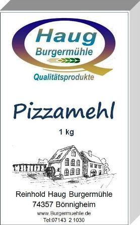 Pizzamehl 1Kg