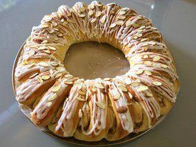 アーモンド・コーヒーリングケーキ(菓子パン)|レシピブログ