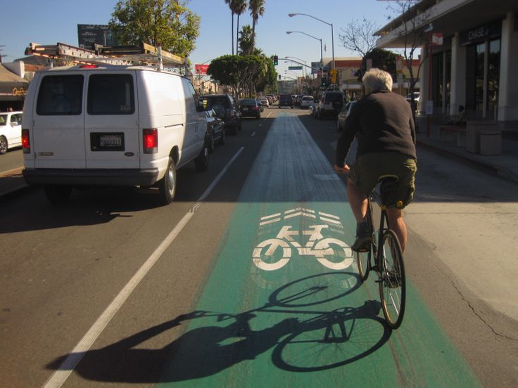 Creating 'The Most Bicycle Friendly City in America' ... In Southern California - Nate Berg - The Atlantic Cities