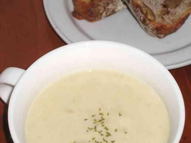 簡単★熱々ドロドロじゃがいもスープの画像