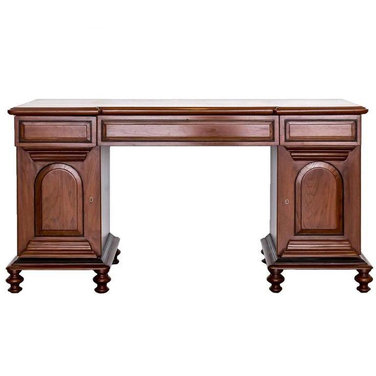 1000 Ideas About Pedestal Desk On Pinterest Art Deco